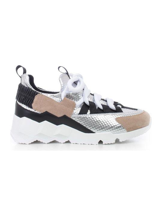 Pierre Hardy Trek Sneakers