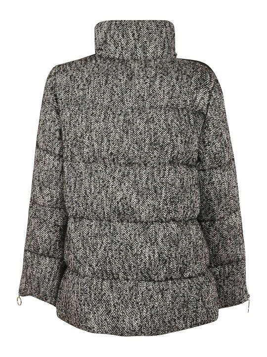 Ermanno Scervino Crystal Embellished Padded Jacket