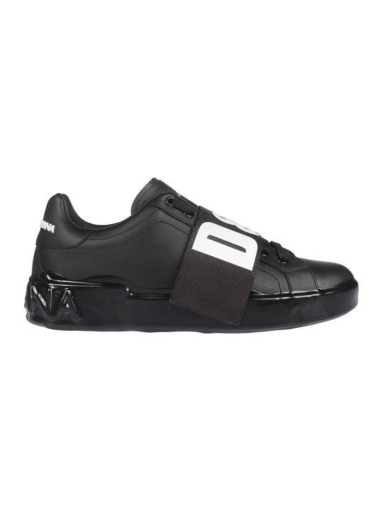 Dolce & Gabbana Melt Portofino Sneakers