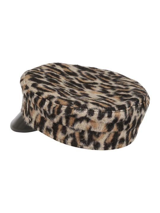 Ruslan Baginskiy Leopard Baker Boy Hat