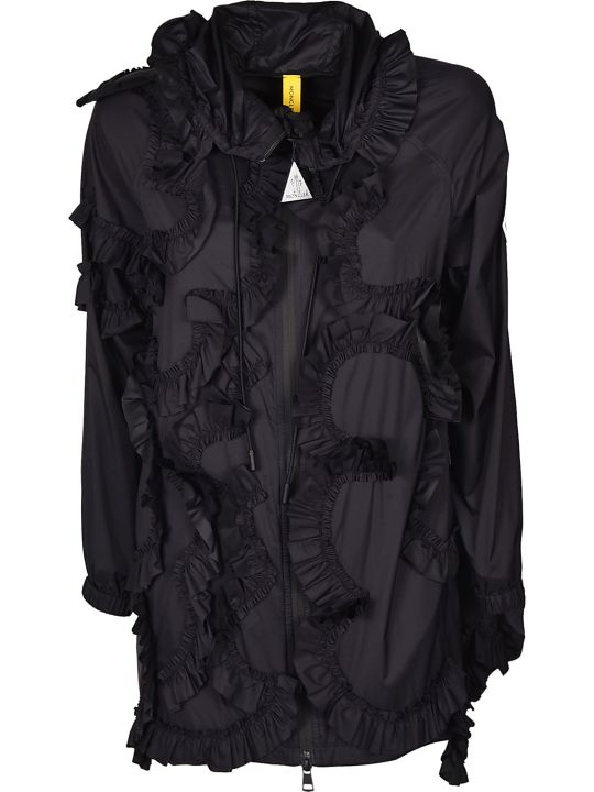 Moncler Genius Ruffle Detail Jacket
