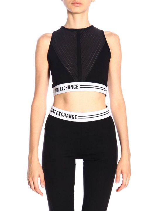 Armani Collezioni Armani Exchange Top Top Women Armani Exchange