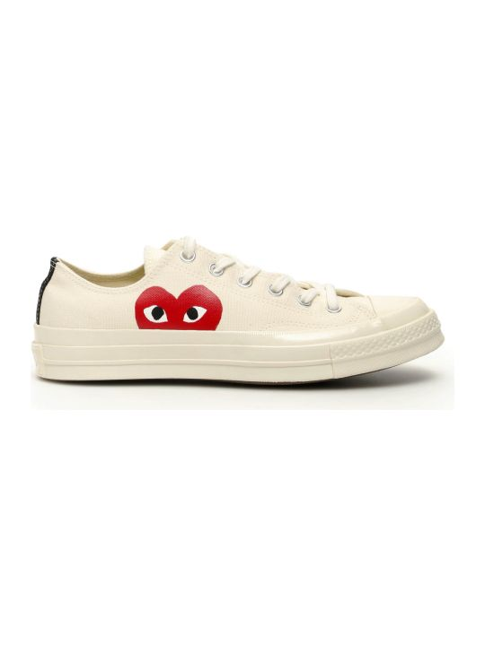 Comme des Garçons Play Comme Des Garcons Play Chuck 70 Sneakers