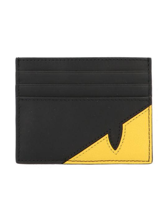 Fendi 'corner Bugs' Cardholder