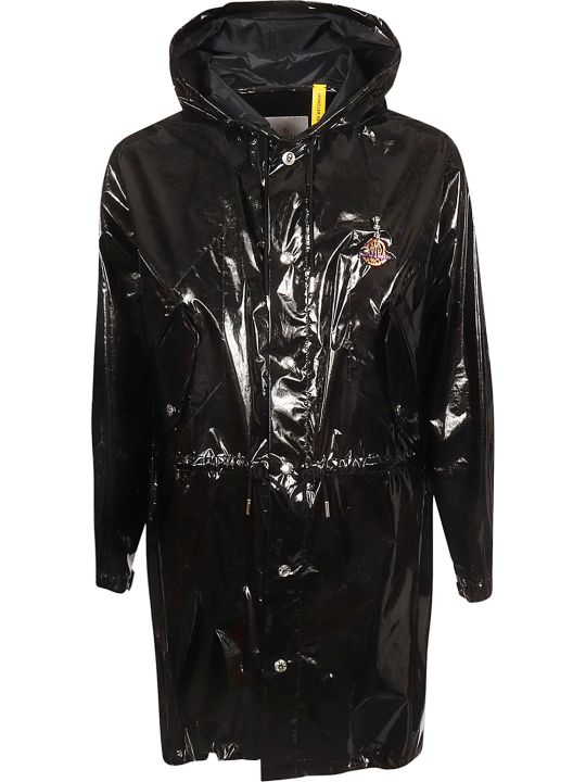 Moncler Genius Logo Raincoat