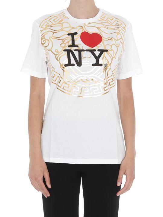 Versace I Love Ny T-shirt