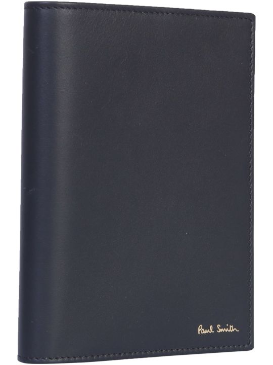 Paul Smith Leather Passport Holder