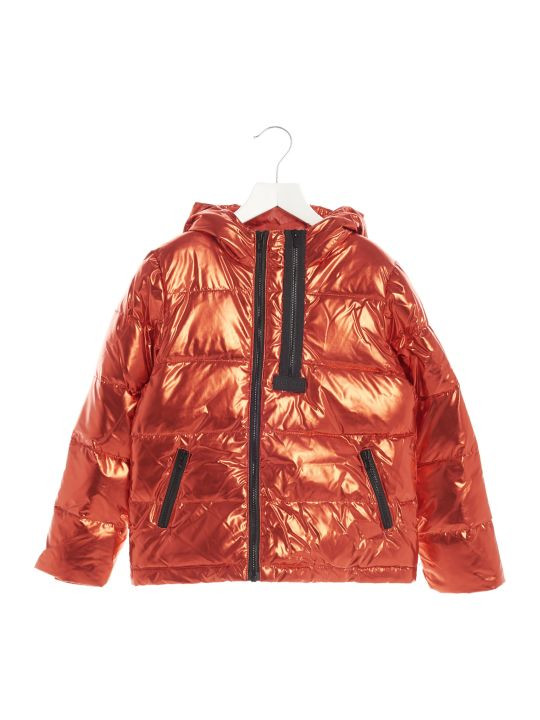 "Kenzo Kids ""chinese New Year 2020' Down Jacket"