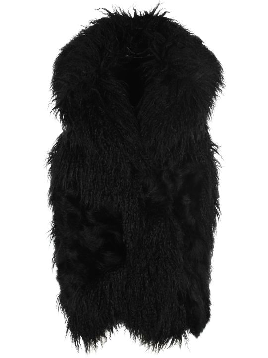 Stella McCartney Faux Fur Vest