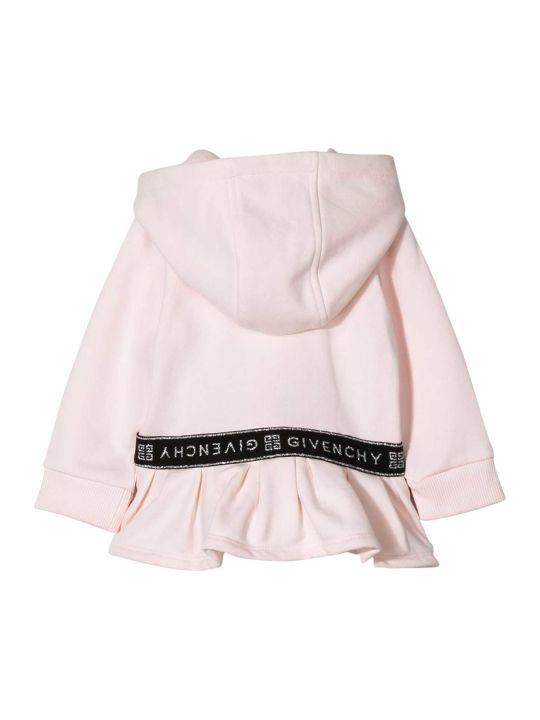 Givenchy Kids Cotton Hoodie