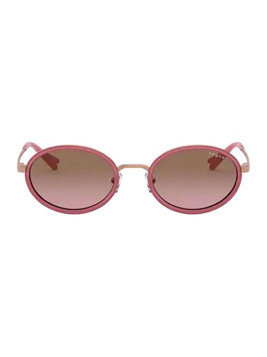 Vogue Eyewear Vogue Vo4167s Rose Gold Sunglasses