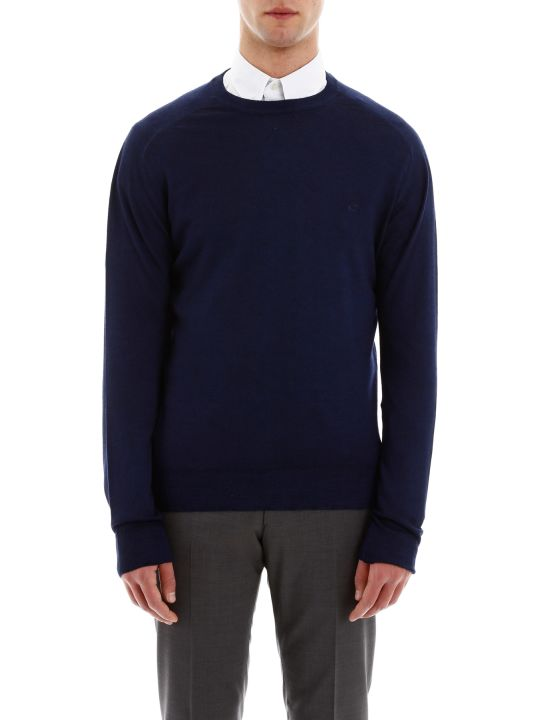 Etro Pullover With Pegaso Embroidery