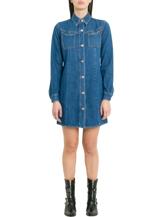 Ganni Sagamore Shirt Dress