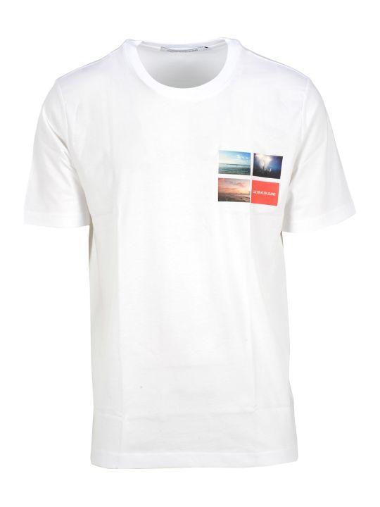 Calvin Klein Jeans Photographic Print T-shirt