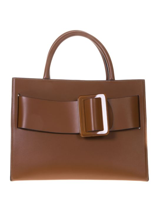 BOYY Bobby Brown Leather Tote Bag
