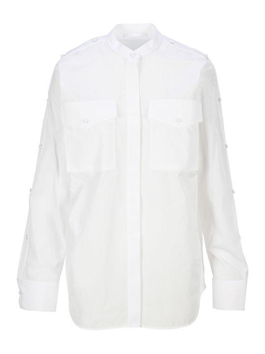 Helmut Lang Open Sleeves Shirt