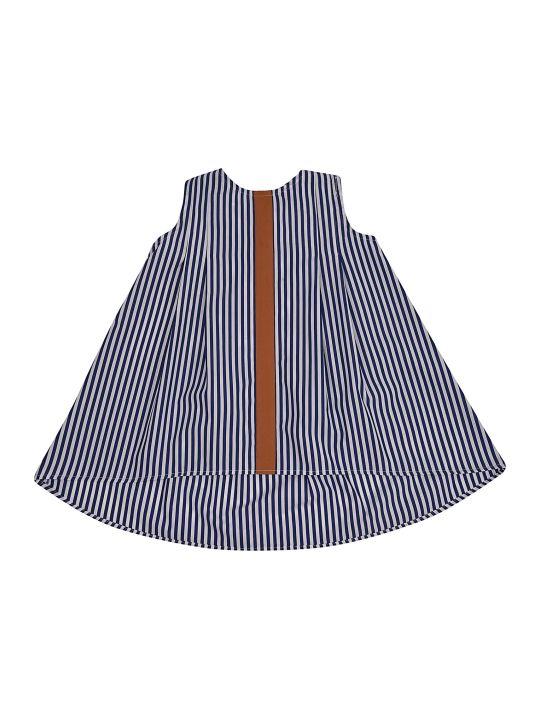 Giro Quadro Striped Dress
