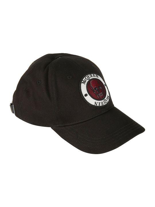 Alexander McQueen Badge Cap