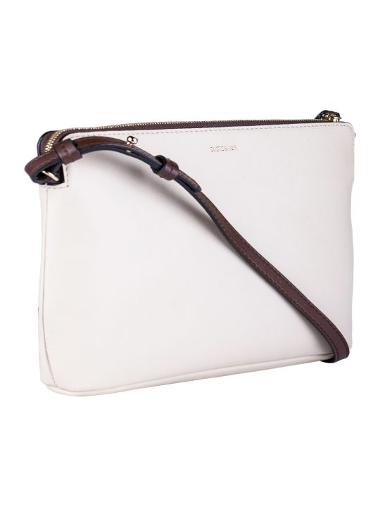 Cuero&Mør Logo Plaque Crossbody Bag