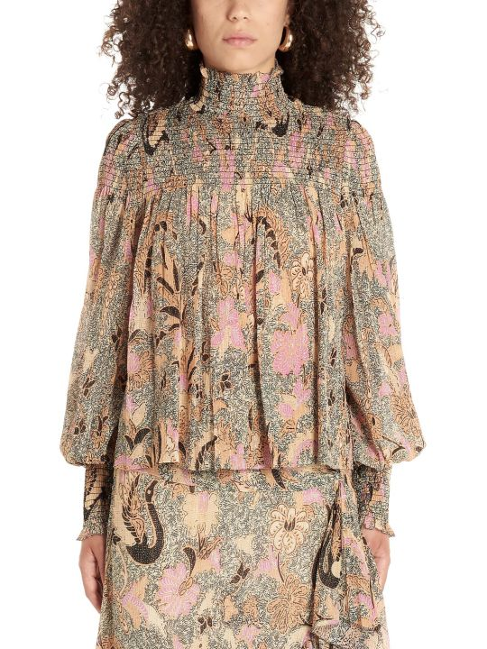 Ulla Johnson 'dune' Blouse