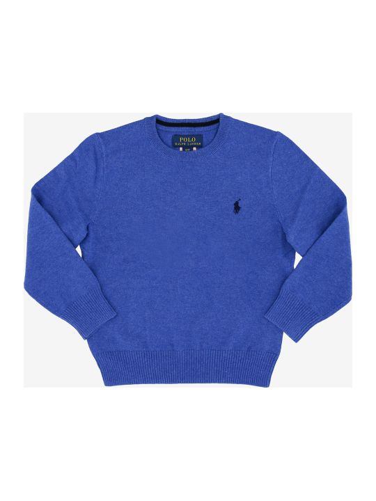 Polo Ralph Lauren Sweater With Logo