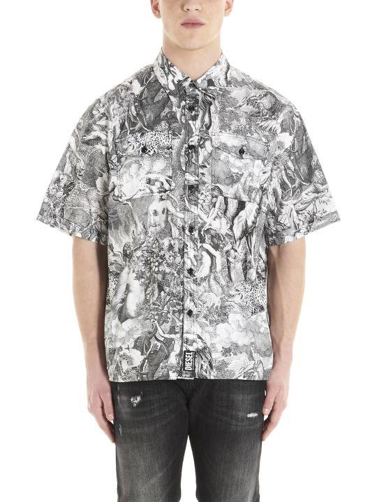 Diesel 'divina Commedia' Shirt