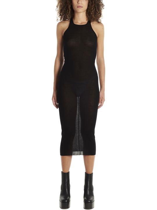 Rick Owens 'tank' Dress