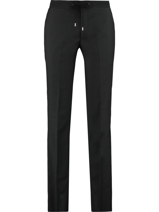 Lanvin Wool Trousers