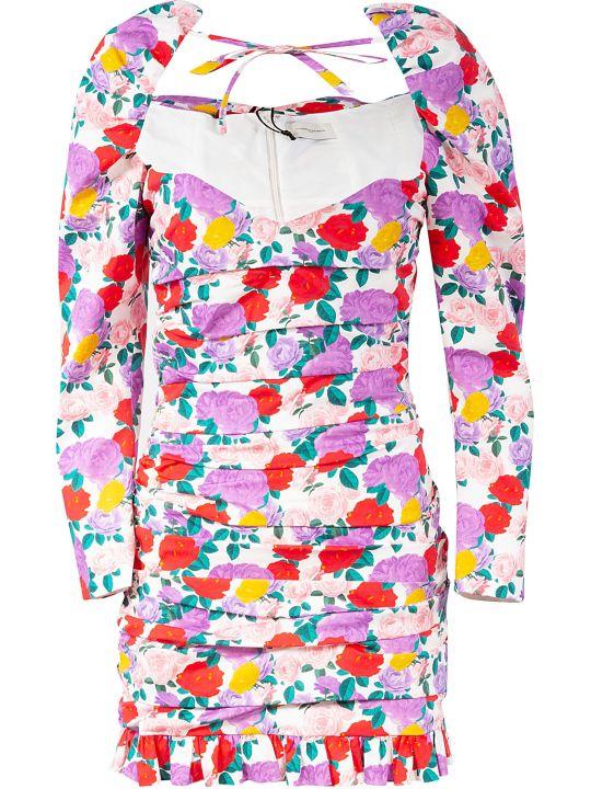 Giuseppe di Morabito Floral Print Short Dress