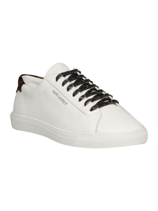 Saint Laurent Andy Sl Sneakers