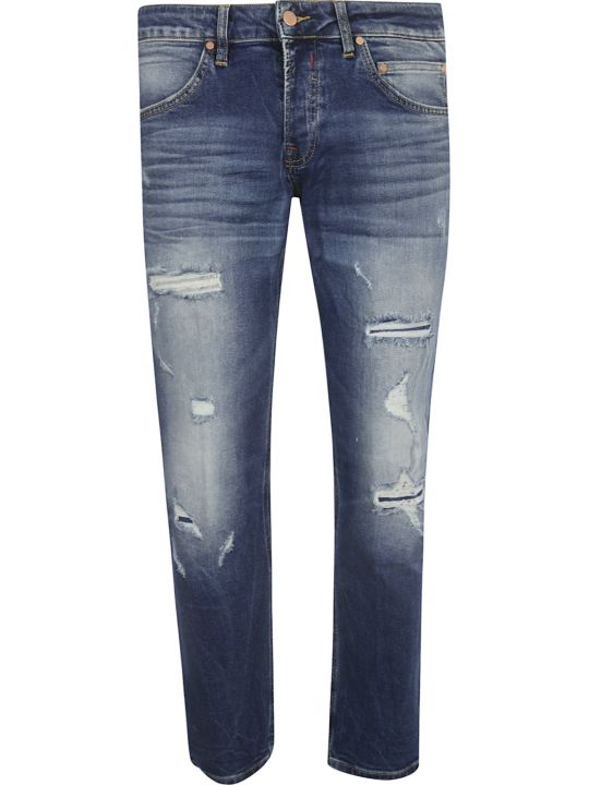 Brian Dales Distressed Jeans