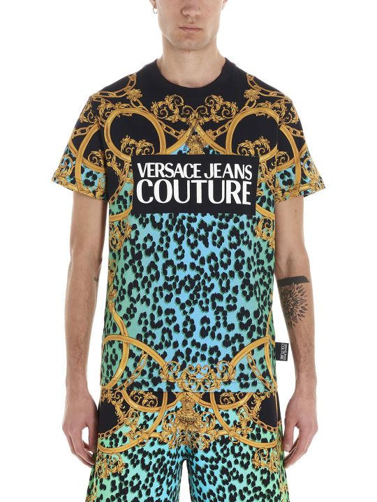 Versace Jeans Couture 'leo Chain' T-shirt