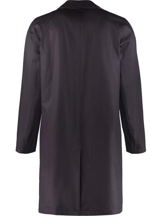 Herno Gabardine Raincoat