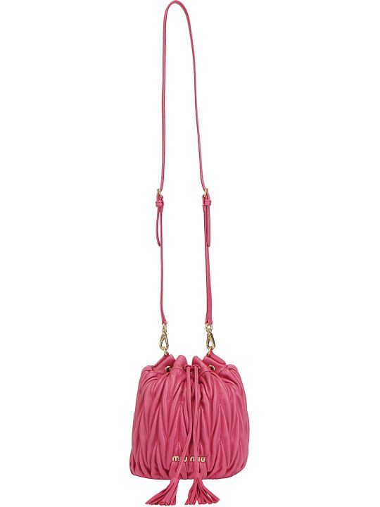 Miu Miu Bucket Bag