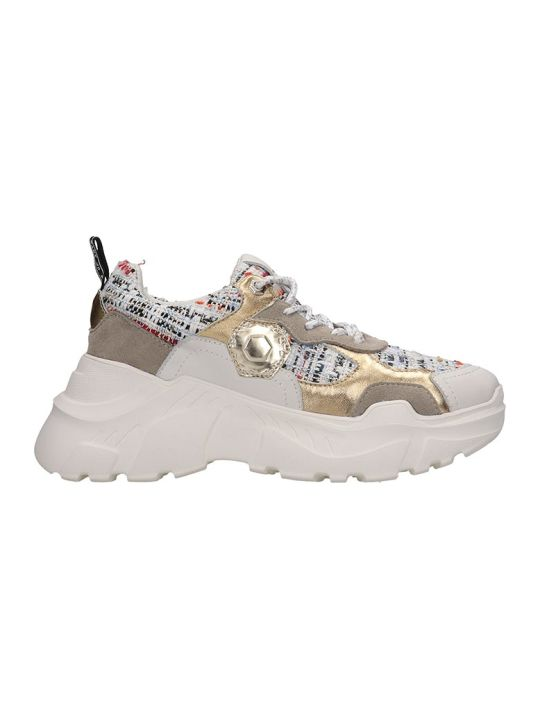 M.O.A. master of arts Sneakers In Beige Tech/synthetic