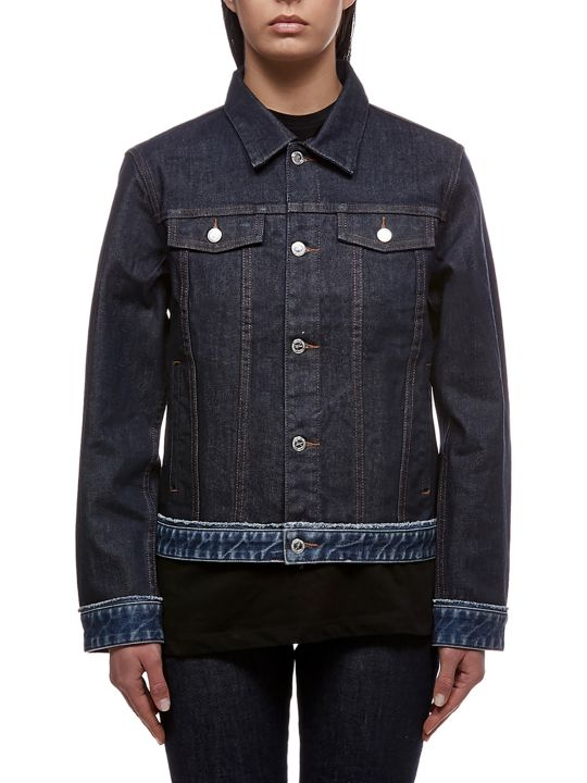A.P.C. Stitch Detail Jacket