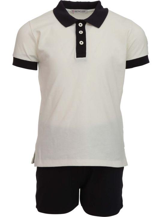Moncler Kids Polo Shirt