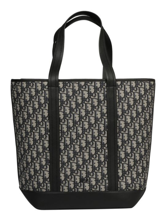 Dior Embroidered Tote