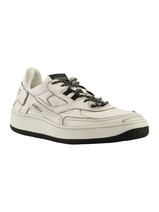 Premiata 313243 Sneakers In Leather