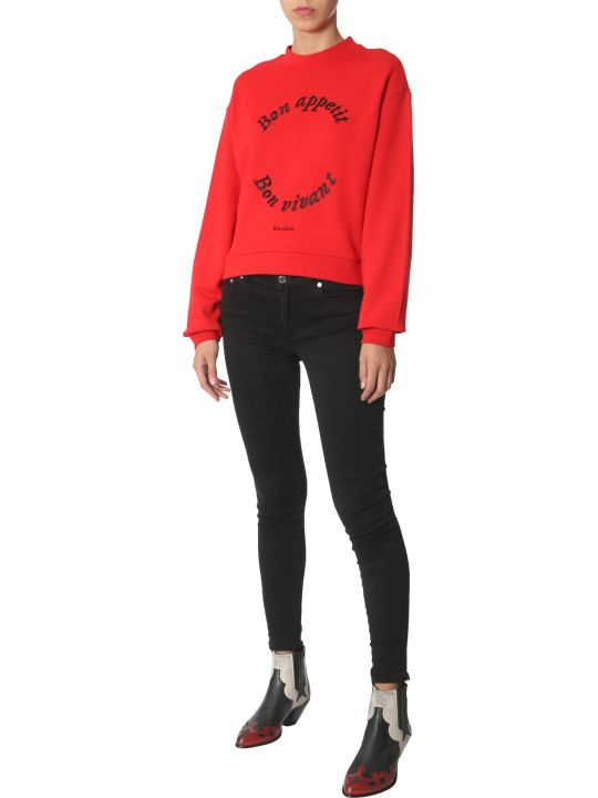 Etre Cecile Sweatshirt With Bon Apetit Embroidery