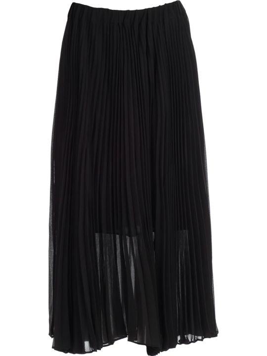 MICHAEL Michael Kors Skirt Pleated Longuette