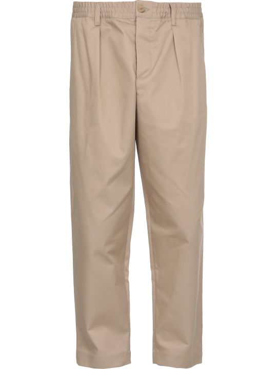 Marni Oversize Wool Trousers