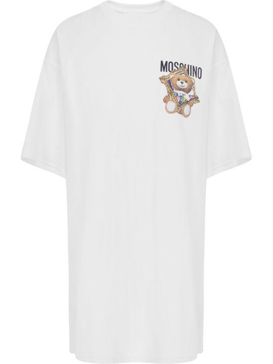 Moschino Frame Teddy Bear Dress