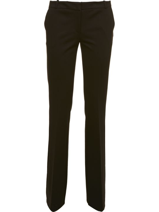 Kiltie & Co. Flared Tailored Trousers