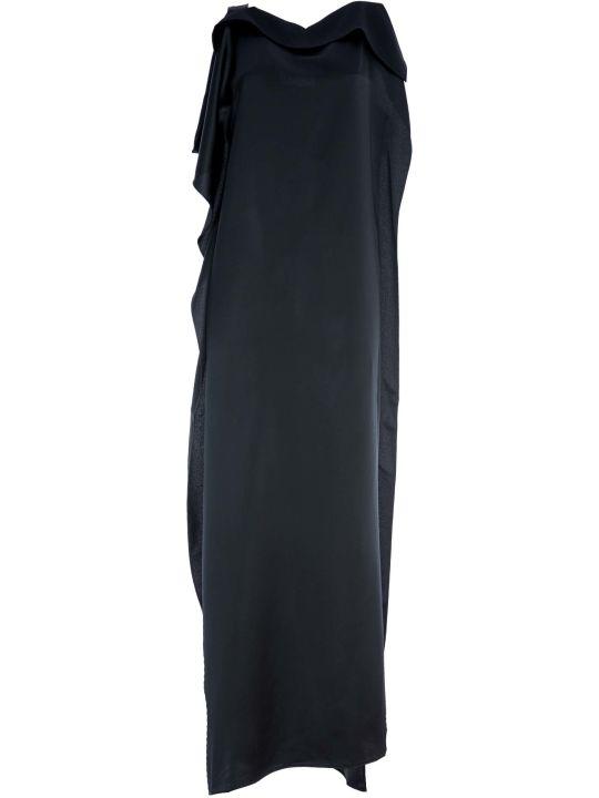 Parosh P.a.r.o.s.h. Enver Satin Long Dress