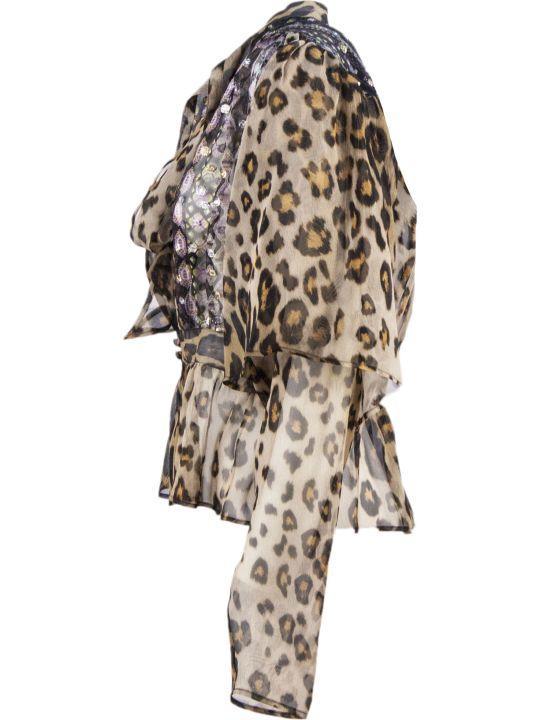 Etro Silk Chiffon Blouse