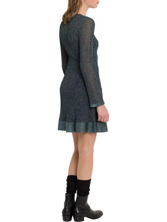 M Missoni Lurex Knit Midi Dress