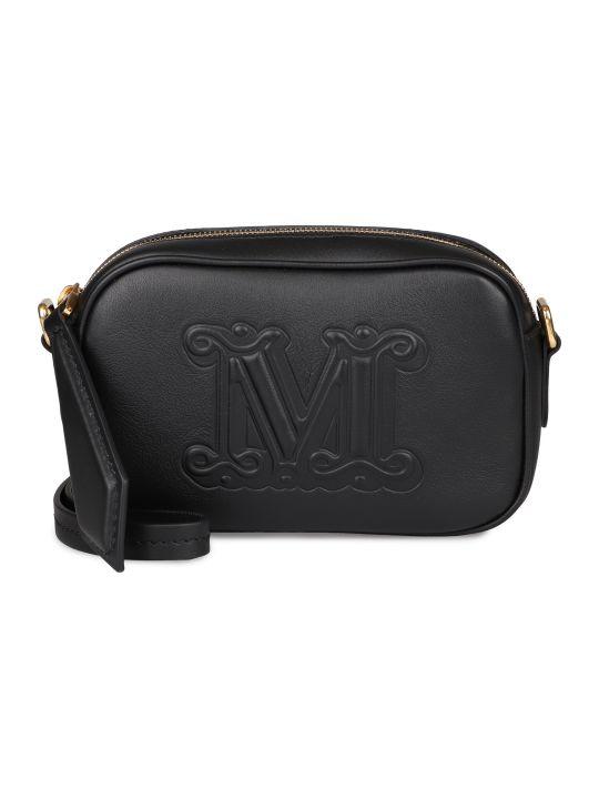 Max Mara Elsa Leather Camera Bag