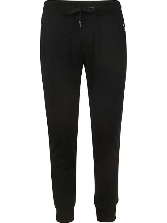 Dolce & Gabbana Rear Logo Track Pants