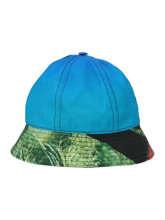 Valentino Garavani 'red Dragon' Bucket Hat